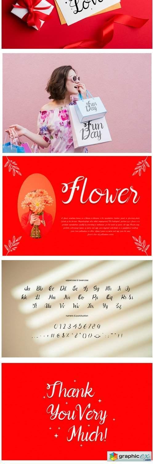 Abeely Belve Font
