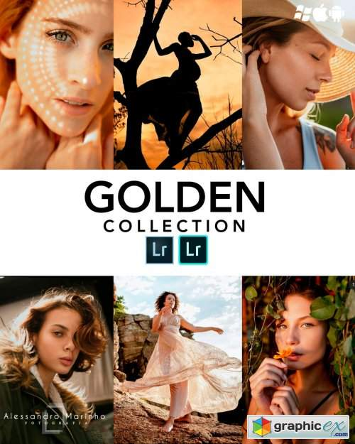 ALESSANDRO MARINHO - GOLD COLLECTION