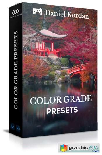 Daniel Kordan Photography - Color Grade Presets