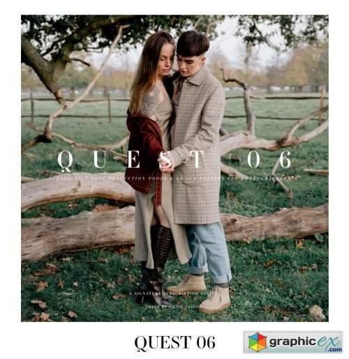 Archipelago Quest - Quest 06 Presets