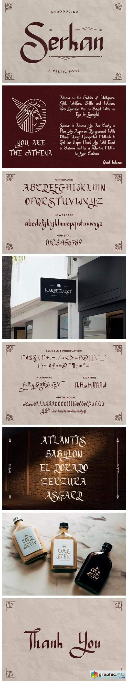Serkan Font
