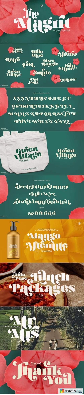 Magrit Font