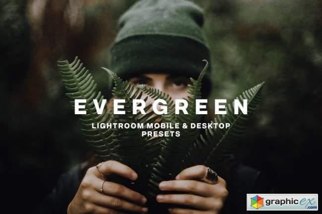 EVERGREEN LIGHTROOM PRESETS LIGHTROOM