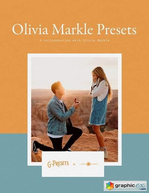 G-Presets - Olivia Markle Presets