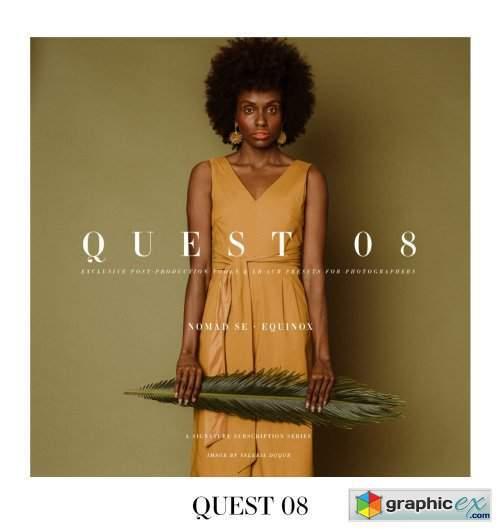 Archipelago Quest - Quest 08 Presets