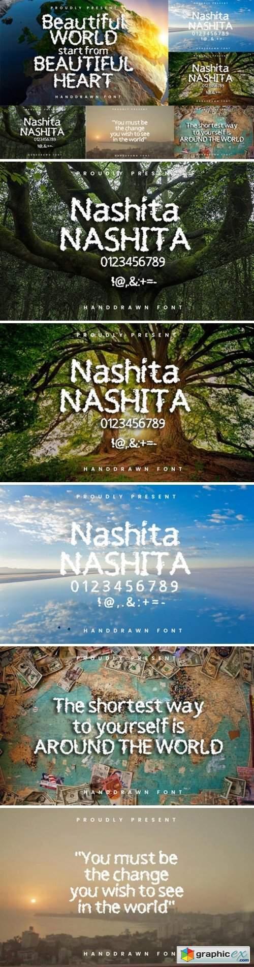 Nashita Font