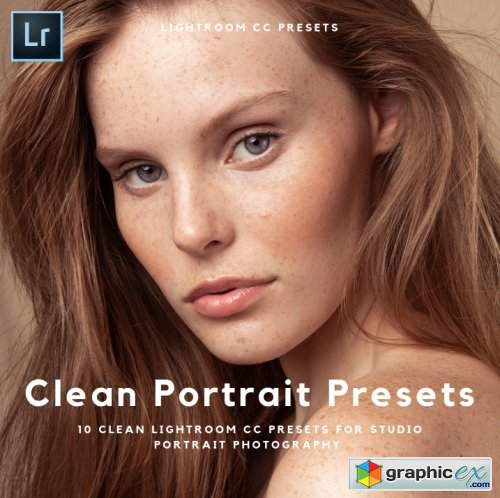 Kayleigh June - Clean Portrait Tones