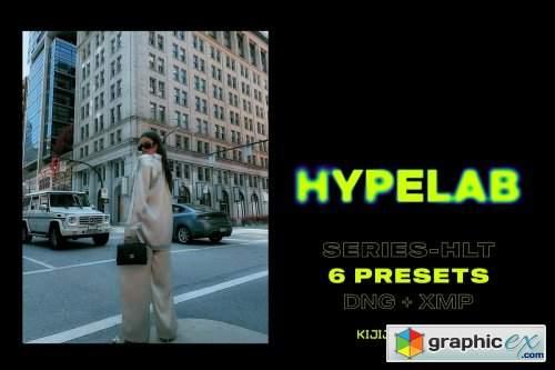 HYPELAB-HLT Series Lightroom Presets