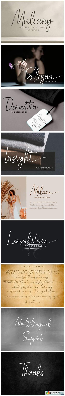 Muliany Font