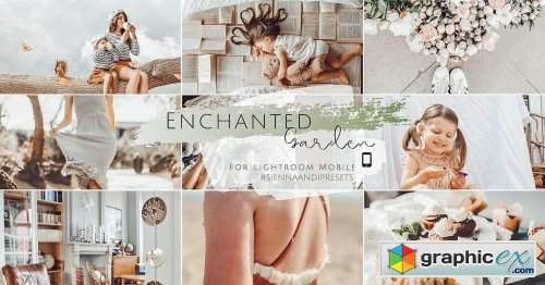 Sienna and I - Enchanted Garden Preset Pack