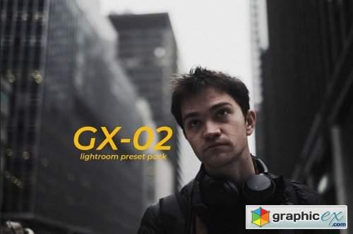 GxAce - Lightroom Preset Pack 02