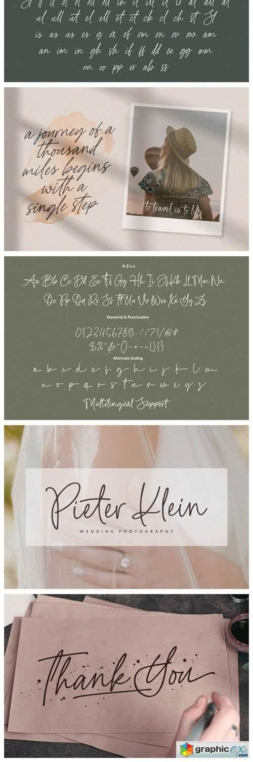 Stay Fabulous Font