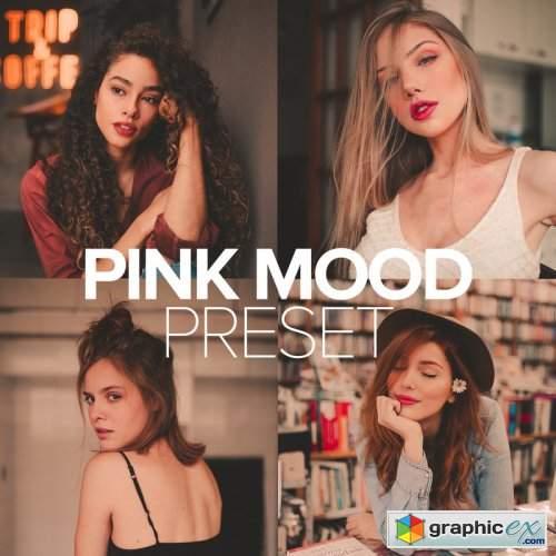 Luizclas - Pink Mood Preset