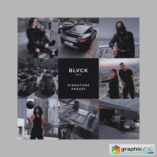 Blvck - Signature Presets