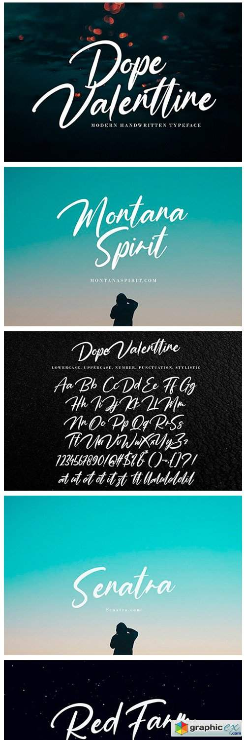 Dope Valenttine Font