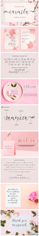 Carmila Font