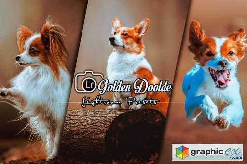Golden Doolde Lightroom Presets Mobile and Desktop