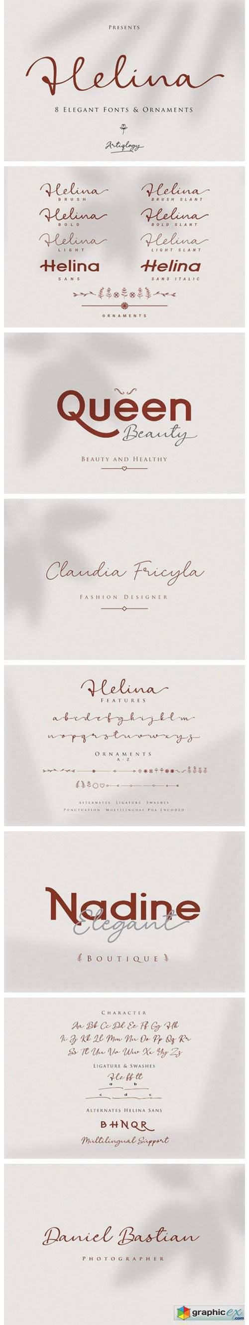 Helina Font