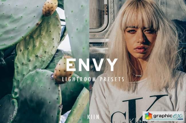 7 ENVY LIGHTROOM PRESETS