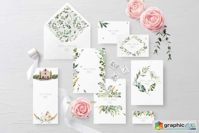 Emily Wedding Cards